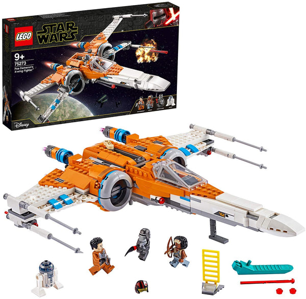 Lego 75273 X-Wing Fighter™ di Poe Dameron