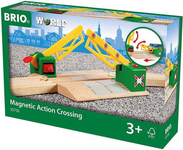 Magnetic Action Crossing - Brio 33750