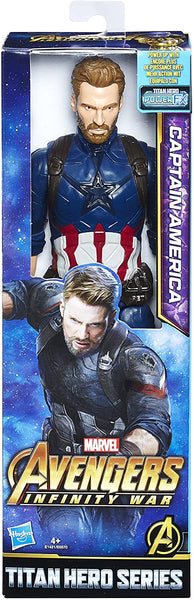 CAPTAIN AMERICA - Titan Hero Series