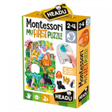 Montessori First Puzzle Jungle