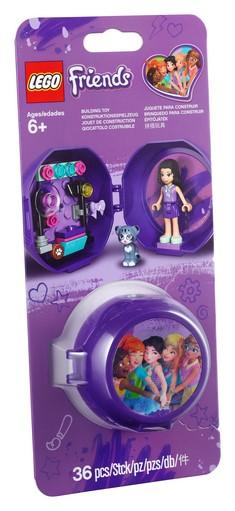 Pod Satellitare di Emma | Lego Friends 853776