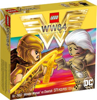 76157 Battaglia tra Wonder Woman e Cheetah