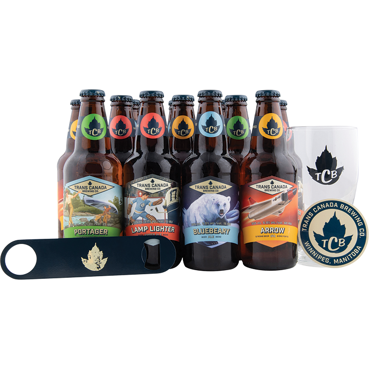 The TCB Taster Gift Box - Bronze Edition