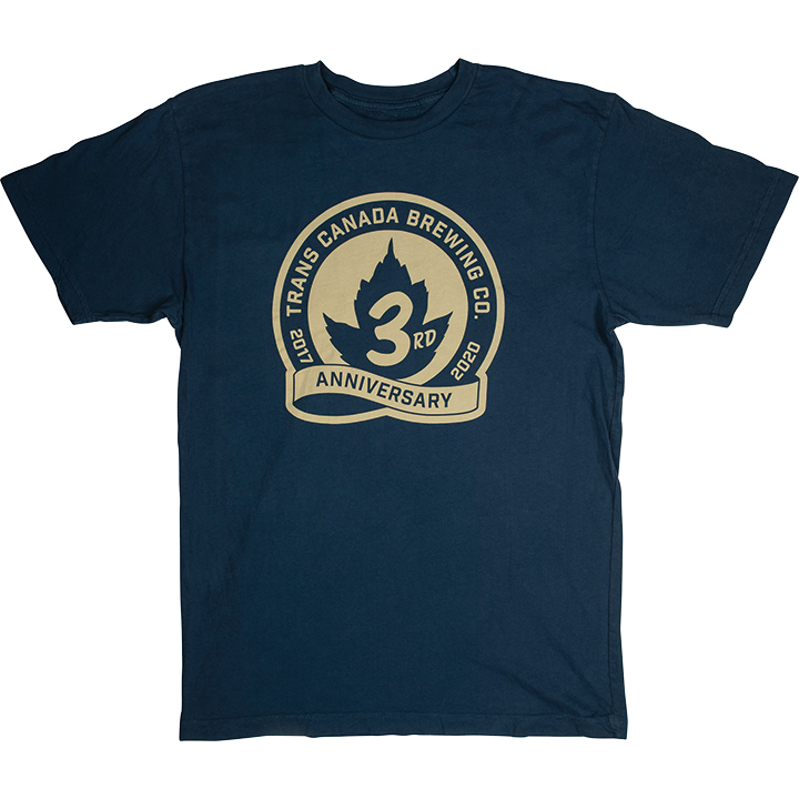 TCB Third Anniversary Celebration T-Shirt