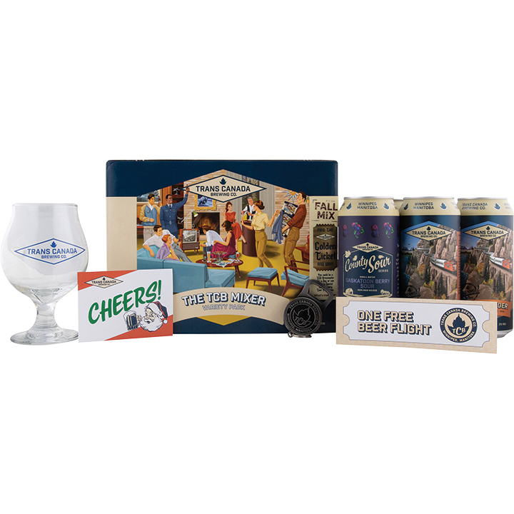 The TCB Taster Gift Box- Silver Edition
