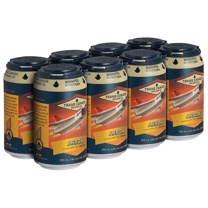Arrow IPA Cans