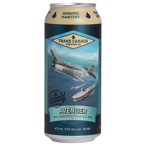 Seasonal Series: Avenger American Pale Ale Cans