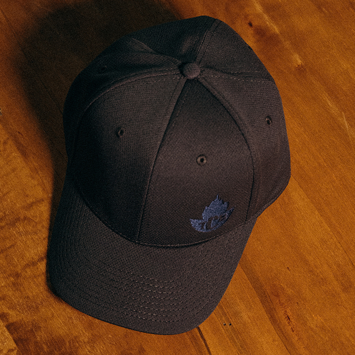 TCB Flex Fit Hat - Charcoal