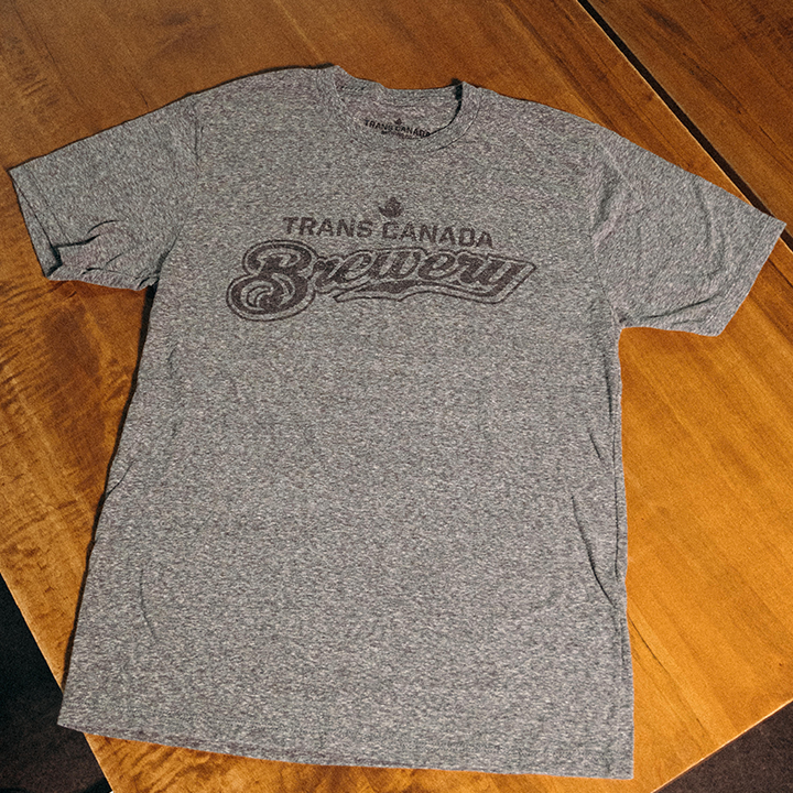 Retro Grey T-Shirt