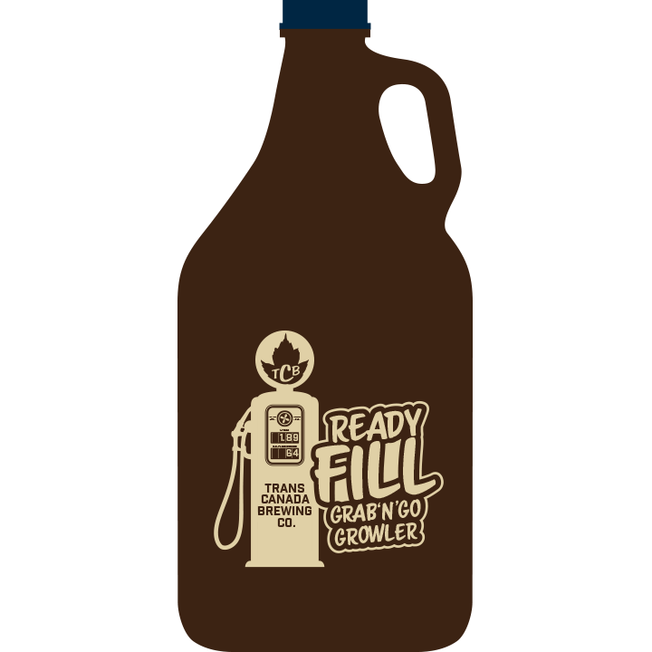 Bluebeary Ale Growler