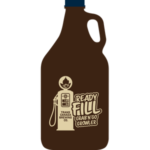Small Batch: Stout Growler