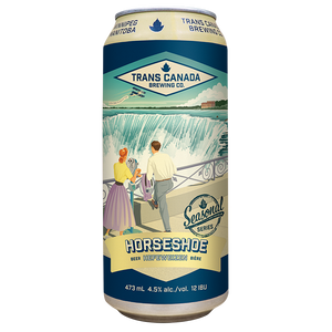 Seasonal Series: Horseshoe Hefeweizen Cans