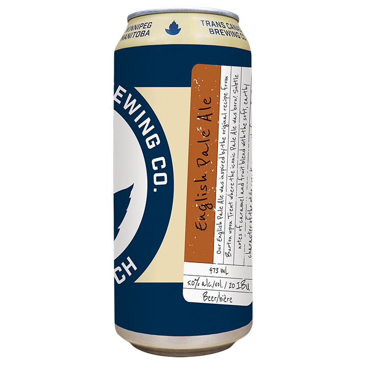 Small Batch: English Pale Ale Cans