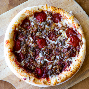 Take 'n' Bake Pizza: Manitoba Meat Lovers (FRESH)