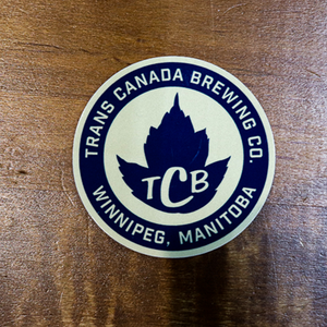 TCB Collector Stickers