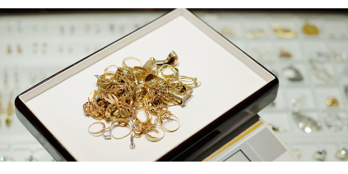 Gold Rush buys old, used, broken and unwanted jewelry