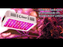 Load and play video in Gallery viewer, Giixer LED Grow Light 1000W Plus  High PAR Value Simulated Sunlight