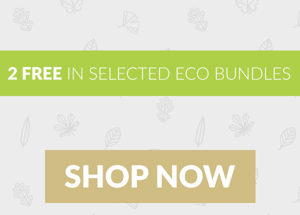 2 Free in selected eco bundles