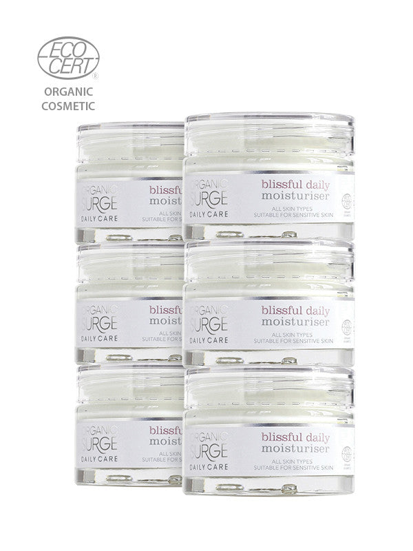 Eco Bundle Blissful Daily Moisturiser