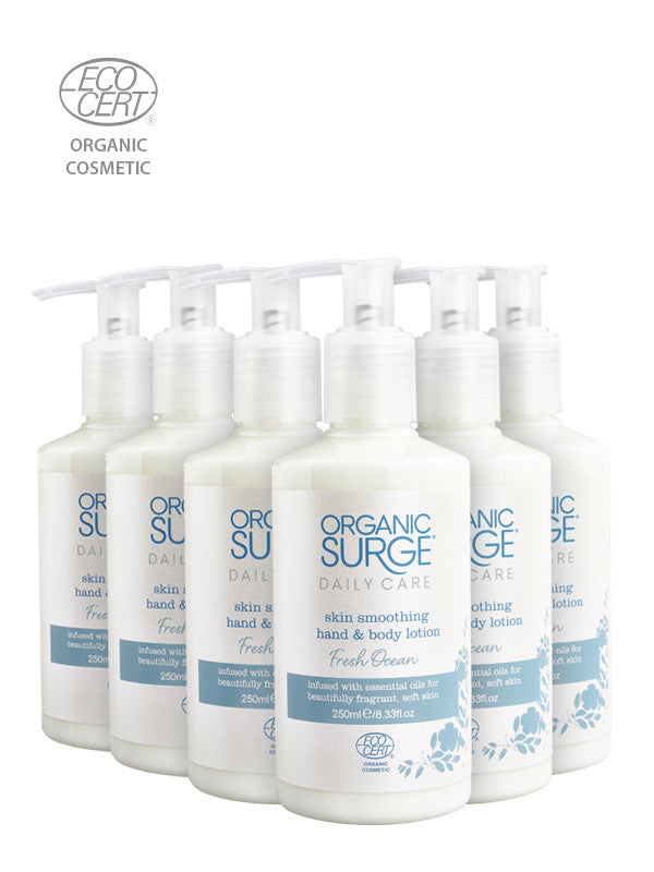 Eco Bundle Fresh Ocean Hand & Body Lotion