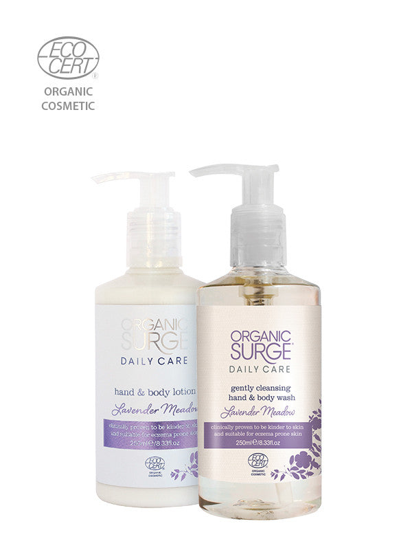 Lavender Meadow Hand & Body Care Duo