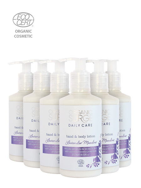Eco Lavender Meadow Hand and Body Lotion