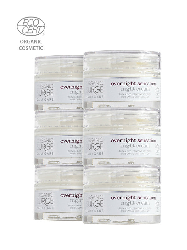 Eco Overnight Sensation Cream