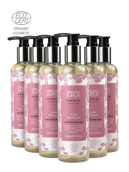 Eco Rose Whisper Hand & Body Wash