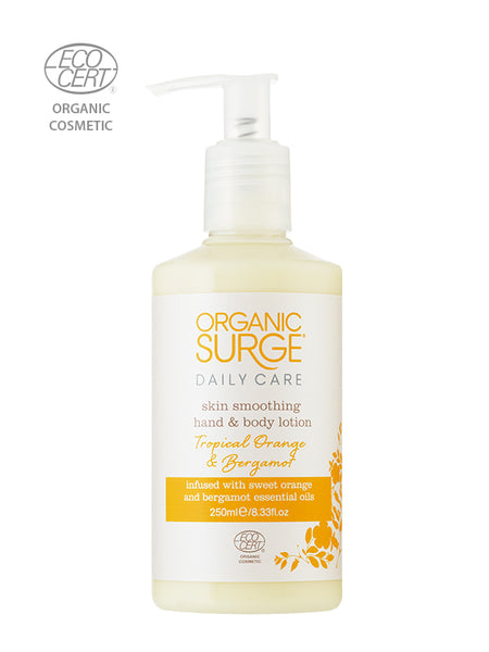 Tropical Orange & Bergamot Hand and Body Lotion