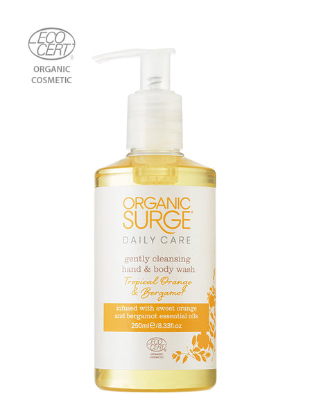 Tropical Orange & Bergamot Hand & Body Wash