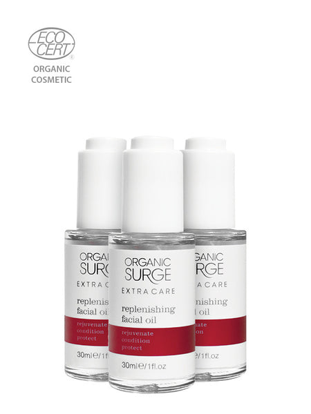 Replenishing Facial Oil Trio