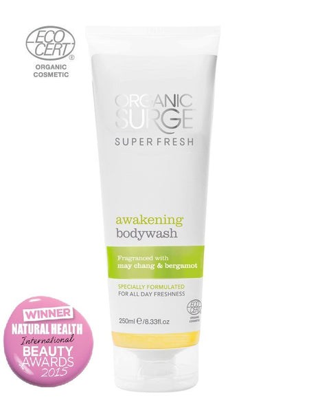 Organic Surge Super Fresh Body Wash