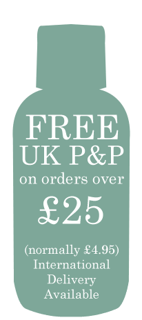 Free UK Delivery on orders over £25