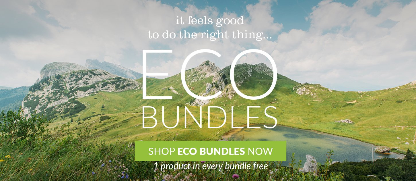 Eco Bundles One Product in every bundle free