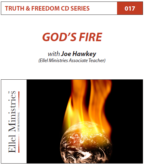 TRUTH & FREEDOM: God's Fire