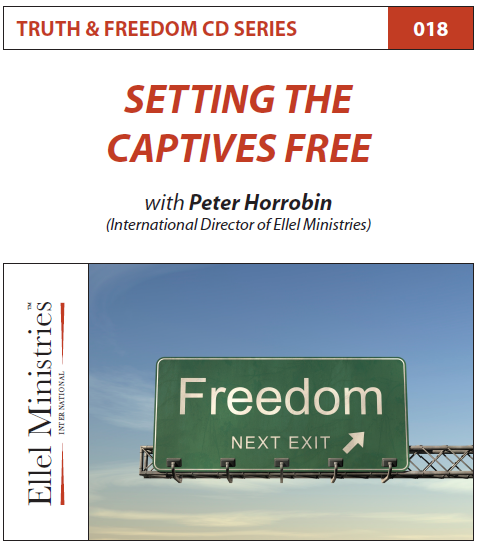 TRUTH & FREEDOM: Setting the Captives Free