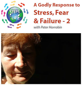 Steps to Life : A Godly Response to Stress, Fear & Failure - 2