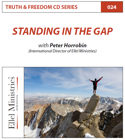 TRUTH & FREEDOM: Standing in the Gap