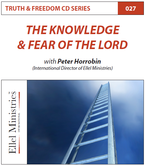 TRUTH & FREEDOM: The Knowledge & Fear of the Lord