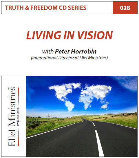 TRUTH & FREEDOM: Living in Vision
