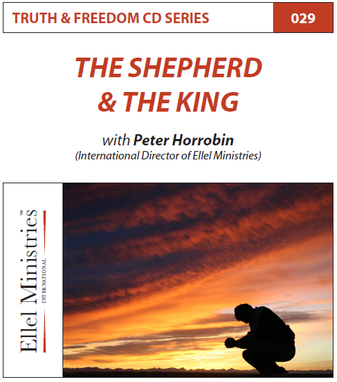 TRUTH & FREEDOM: The Shepherd & The King