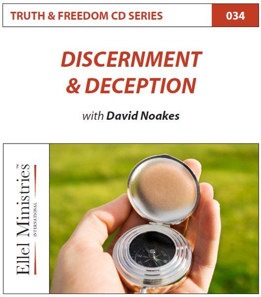 TRUTH & FREEDOM: Discernment & Deception