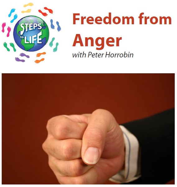 Steps to Life : Freedom from Anger