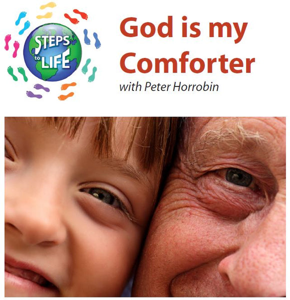 Steps to Life : God is my Comforter