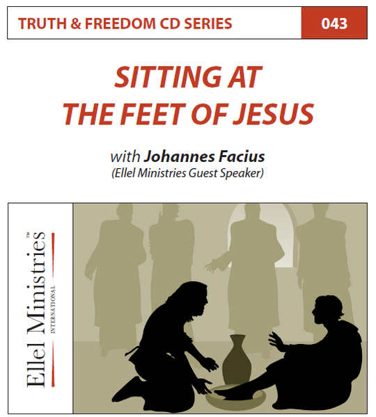 TRUTH & FREEDOM: Sitting at the Feet of Jesus