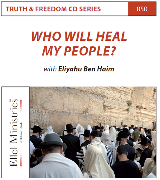 TRUTH & FREEDOM: Who will heal my People