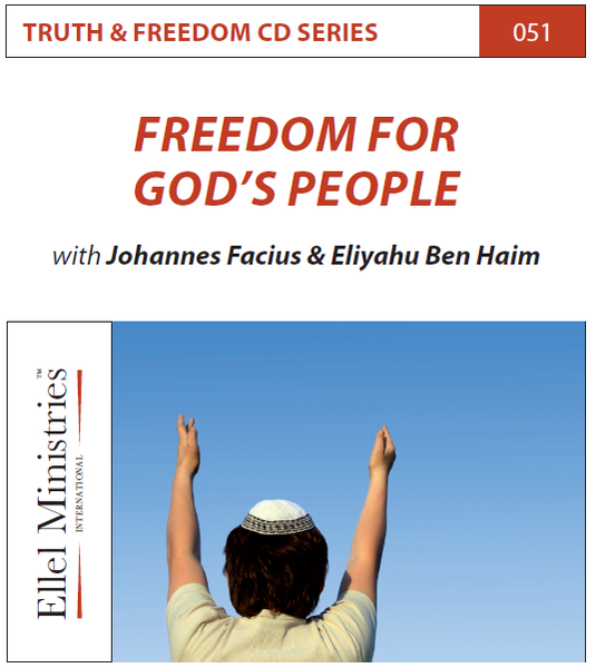 TRUTH & FREEDOM: Freedom for God's People