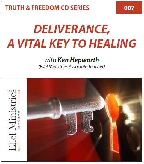 TRUTH & FREEDOM: Deliverance A Vital Key to Healing