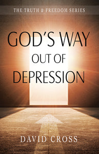 God's Way out of Depression - PRE ORDER