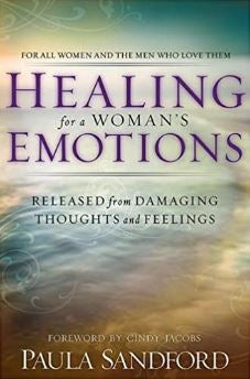 Healing for a Womans emotions